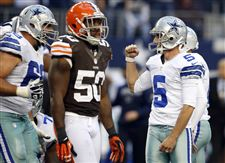 Browns-Cowboys-Football