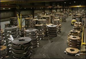 Steel at Heidtman Steel Products says it was duped eight years ago by a Chi­nese busi­ness that claimed to have a great sup­ply of cok­ing coal for sale.