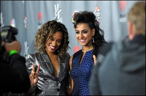 Sylvia Yacoub, right, was eliminated Tuesday night on