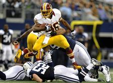 APTOPIX-Redskins-Cowboys-Football-11-22