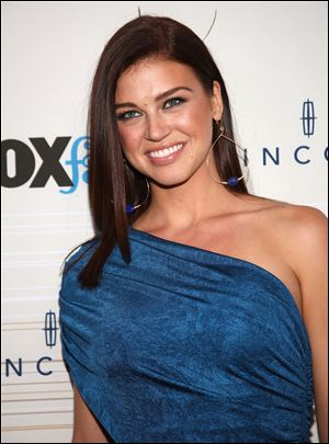 Actress Adrianne Palicki is a Whitmer High School graduate.