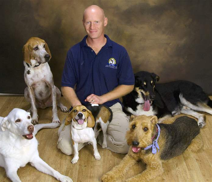 John-Brown-behaviorist-at-Lucas-County-Dog-Warden