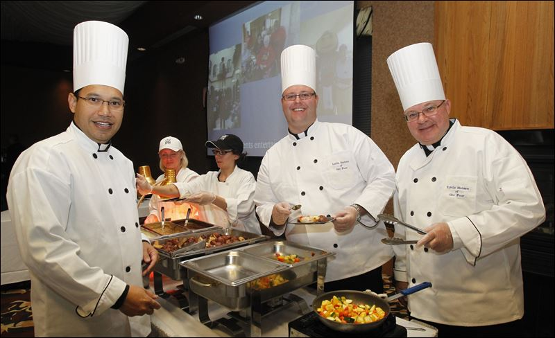 Littel Sisters - Celebrity Chefs at The Pinnacle in Maumee ...