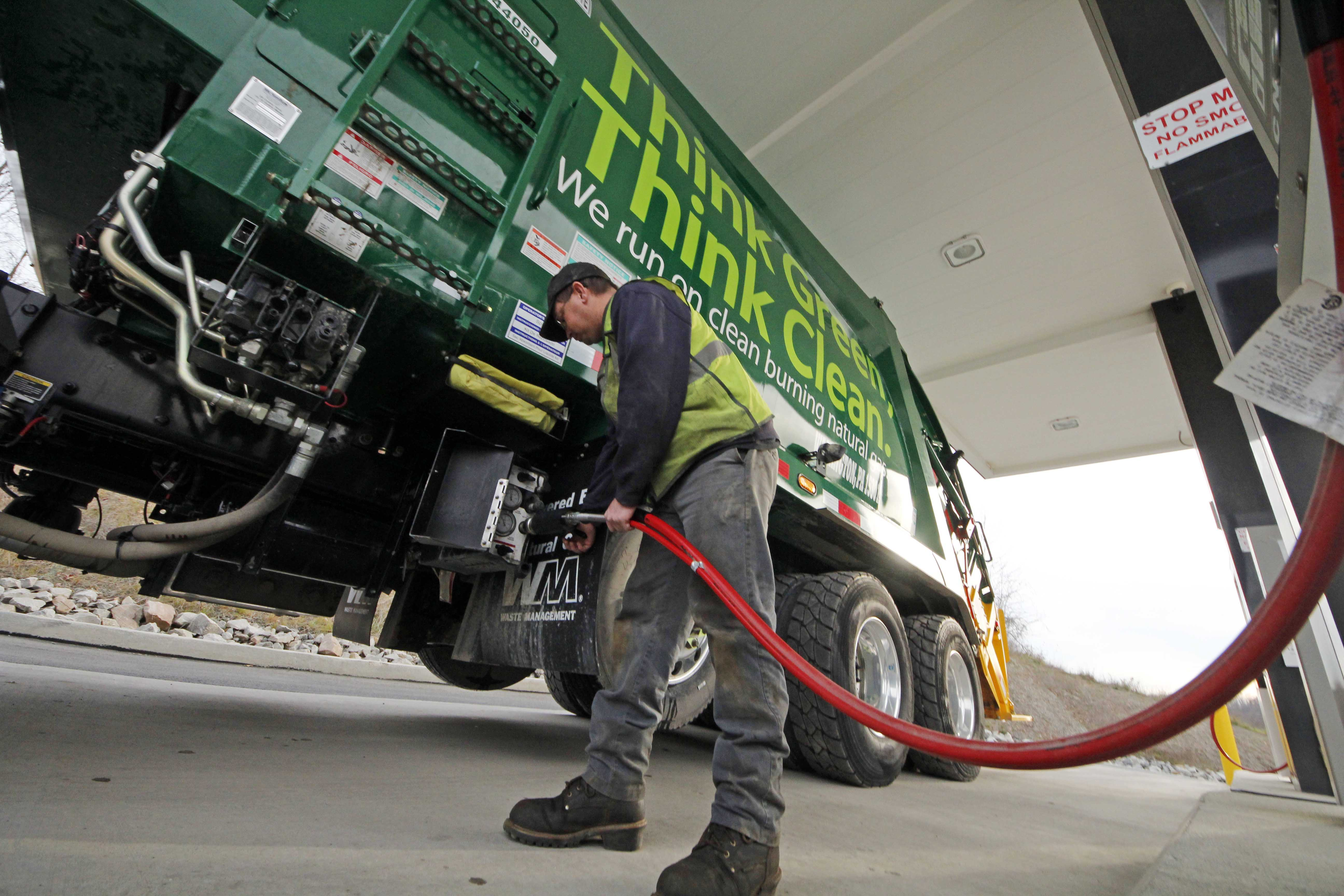 Buses, Trucks Drive Demand For Natural Gas-powered