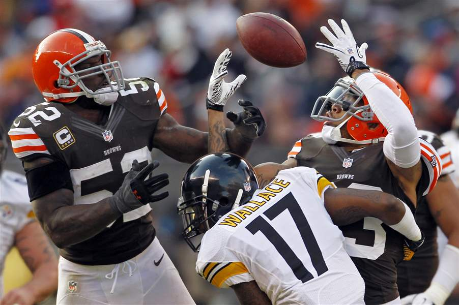 Steelers-Browns-Football-Defense