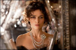 For Keira Knightley, playing Leo Tolstoy's Anna Karenina was the mirror image of playing Jane Austen's Elizabeth Bennet. The heroine of her 2005 film Pride and Prejudice is beloved by generations of readers. This time, she had to walk an emotional tightrope in Tolstoy's drama of infidelity, vengeance, and retribution, making her adulterous character spirited, energetic, relatable, yet not too likable.