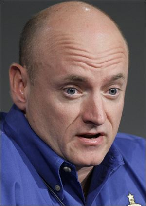 NASA's Scott Kelly