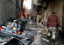 Mideast-Syria-car-bombs