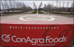 With the deal, ConAgra, which has its headquarters in Omaha, will become the nation's biggest maker of store-brand foods. Ralcorp makes products for companies including Kroger.