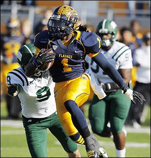 Kent State's Dri Archer leads the Golden Flashes into the MAC title game, the winner of which could go to a BCS bowl.