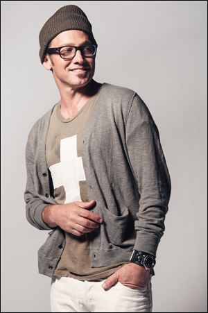 TobyMac will be one of several Christian artists who will perform in the Hits Deep Tour at the Huntington Center on Thursday.