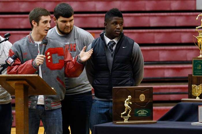Central-Catholic-celebrates-giving-trophies
