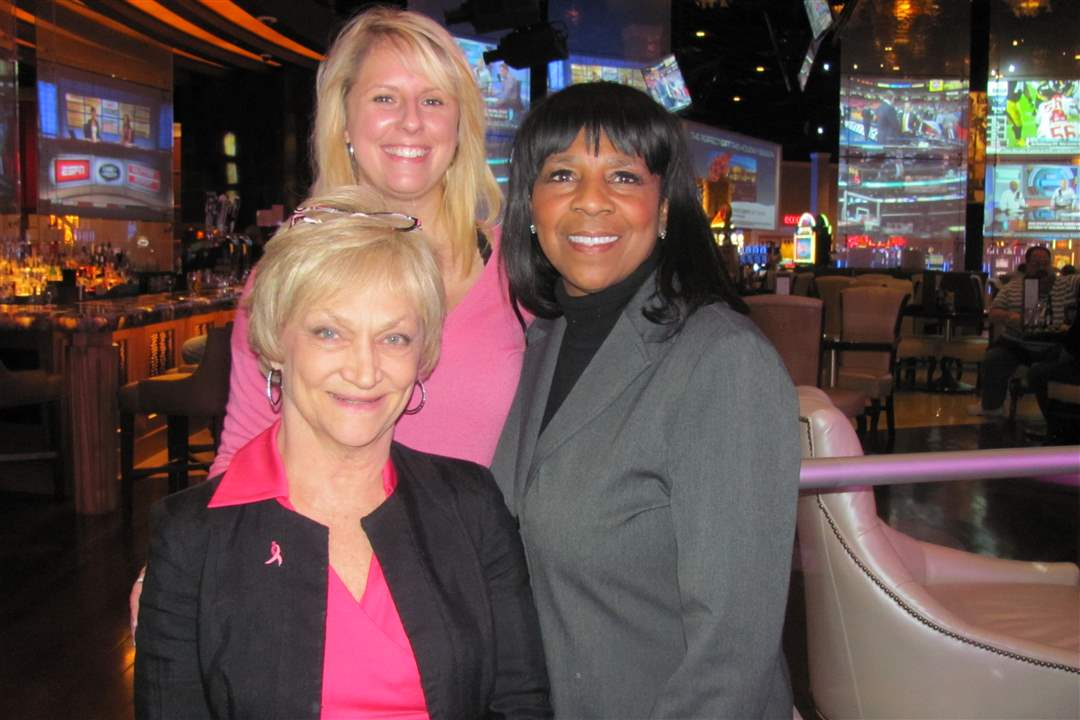 race-for-the-cure-reception