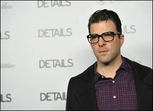 Zachary Quinto has played the villain before, most famously as Sylar on NBC's Heroes. But in FX's American Horror Story: Asylum, he got a chance to establish his character, Dr. Oliver Thredson, as a good guy — or, at least, as a sane guy among patients and their abusive keepers in an insane asylum — before pulling the rug out from under viewers' expectations.