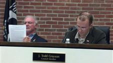 PBurg-council-Joseph-Lawless-J-Todd-Grayson