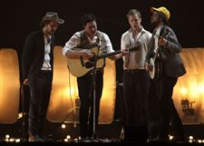 Mumford-and-Sons-perform-on-stage-for-the-Brit-Awards