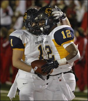 Whitmer suffered its first loss on the final day of the season, finishing runner-up in the school's first trip to the state championship game.