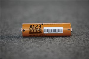 Bankrupt battery maker A123 Systems Inc. on Sunday said it will sell most of its assets to the U.S. arm of Chinese auto parts conglomerate Wanxiang Group Corp. for $256.6 million. Wanxiang America Corp. won an auction conducted under the supervision of the U.S. Bankruptcy Court for the District of Delaware.