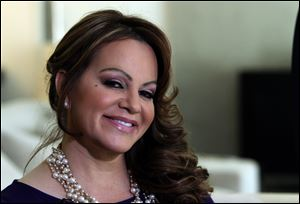 The wreckage of a small plane believed to be carrying Mexican-American music superstar Jenni Rivera was found in northern Mexico on Sunday, and there are no apparent survivors, authorities said.
