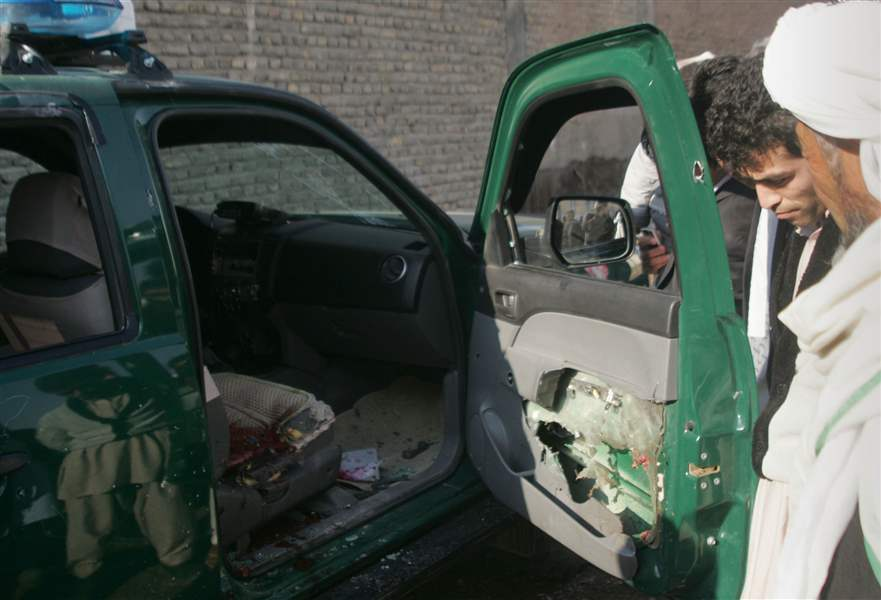 Afghanistan-provincial-police-chief-killed