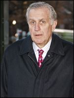 "Former NFL commissioner Paul Tagliabue was appointed to handle a player appeals regarding the ""bounty"" claims."