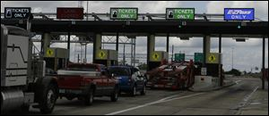 Tolls from the Ohio Turnpike, which spans the northern part of the state, have been proposed as a source of  funds for road repair in other parts of Ohio.