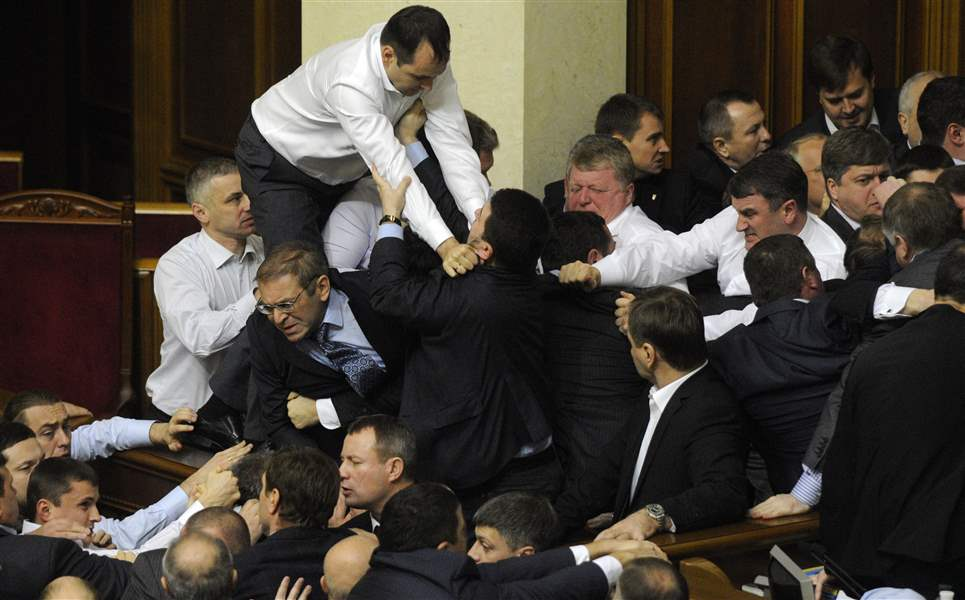 Ukraine-Parliament
