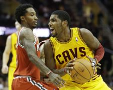 Bucks-Cavaliers-Basketball-KYRIE-IRVING