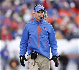 Boise State head coach Chris Petersen's commitment to the program has provided stability for the small school.