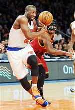 Cavaliers-Knicks-Basketball
