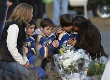 APTOPIX-Connecticut-School-Shooting-hockey-team