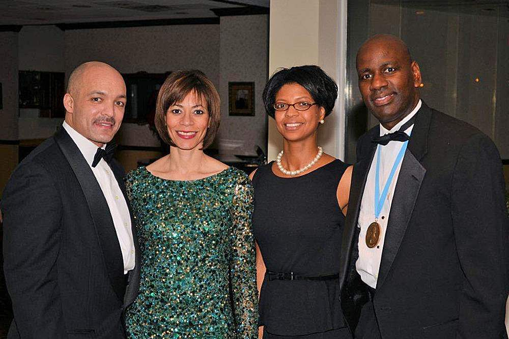 Pariss-Coleman-and-his-wife-Dr-Traci-Watkins-with-Kelly-and-Thomas-Winston