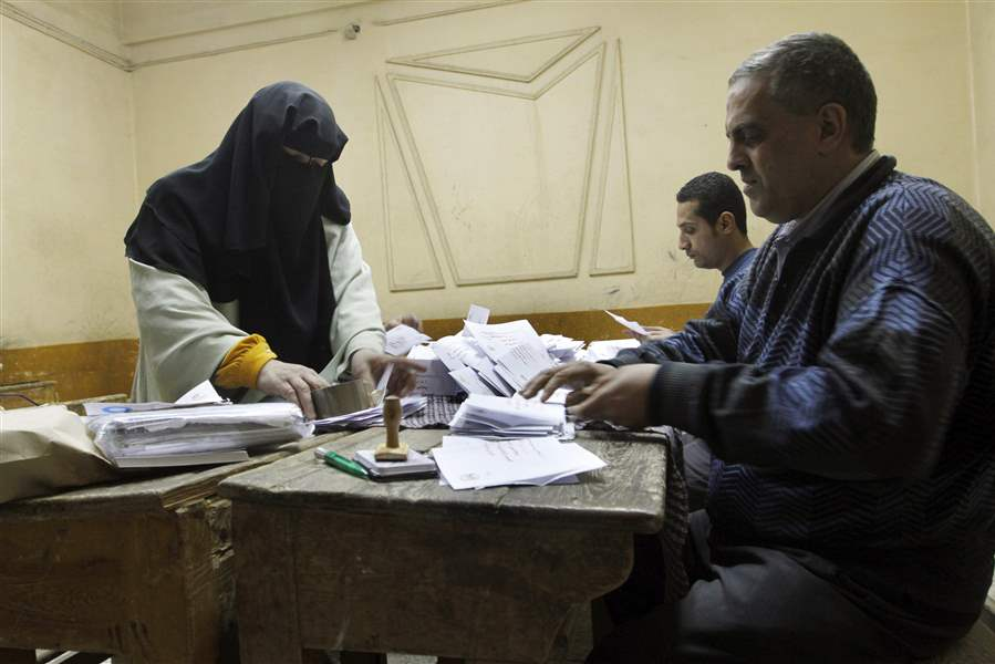 Mideast-Egypt-vote-count