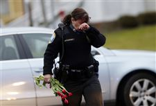 Connecticut-School-Shooting-roses