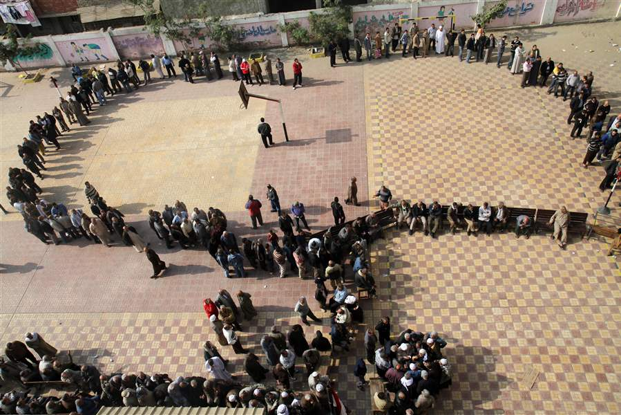 Mideast-Egypt-Dismal-Turnout