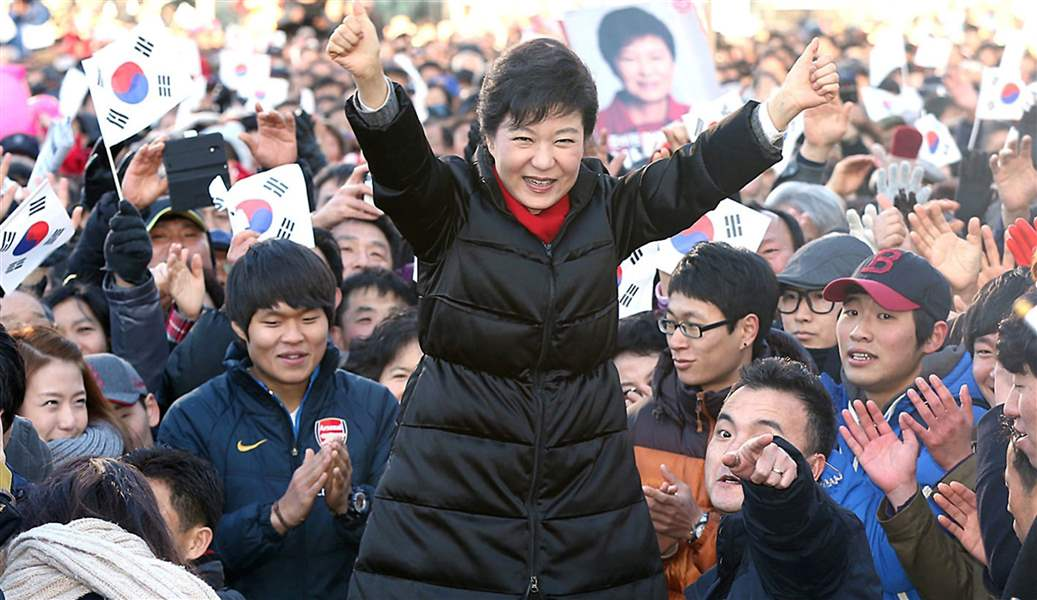 South-Korea-Politics