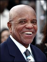 Music producer Berry Gordy.