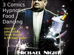 Michael Night's New Years Eve Comedy Bash!