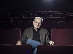 "David Chase makes his directorial debut in the film, ""Not Fade Away."""