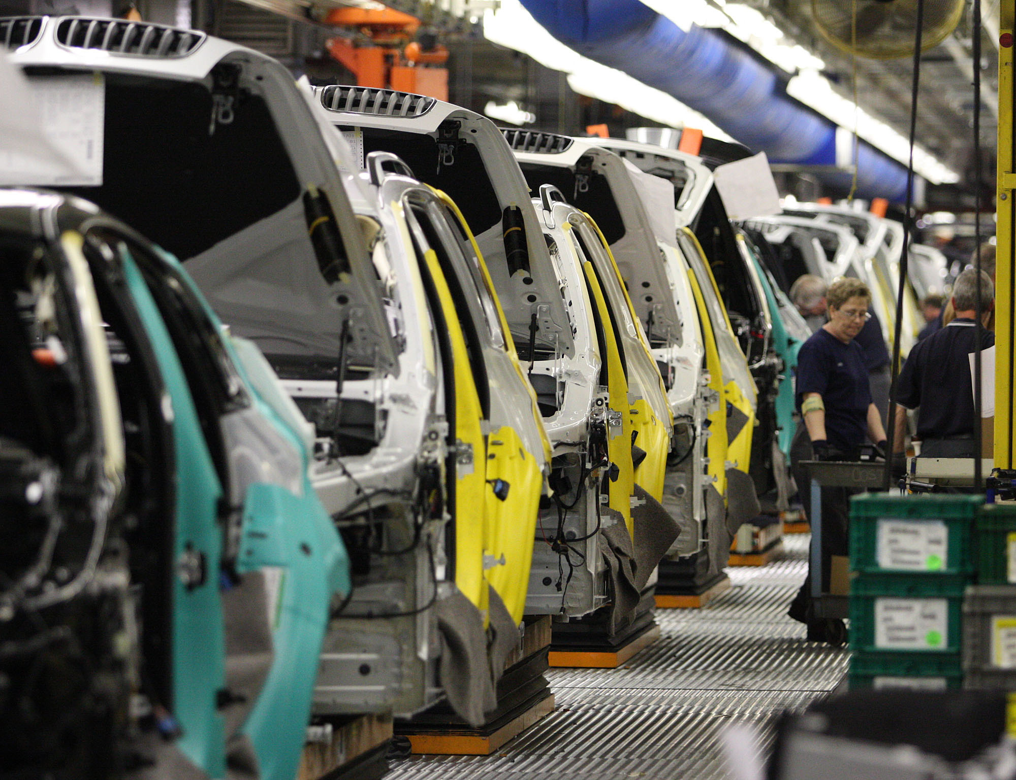 Bmw Plant Greenville Sc >> 20 year after opening plant in South Carolina, BMW exceeding employment, production goals - The ...