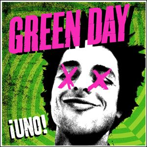 Green Day's album cover for