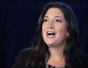 Randi Zuckerberg, former marketing director of Facebook and founder of RtoZ Media.