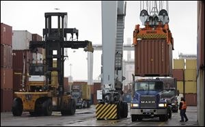 The longshoremen's union may strike if they are unable to reach an agreement on their contract, which expires Saturday, and would bring commerce to a near halt at ports from Boston to Houston.