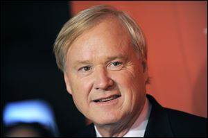 Veteran MSNBC host Chris Matthews raised his profile as much as any member of the television commentariat during the 2012 presidential campaign.