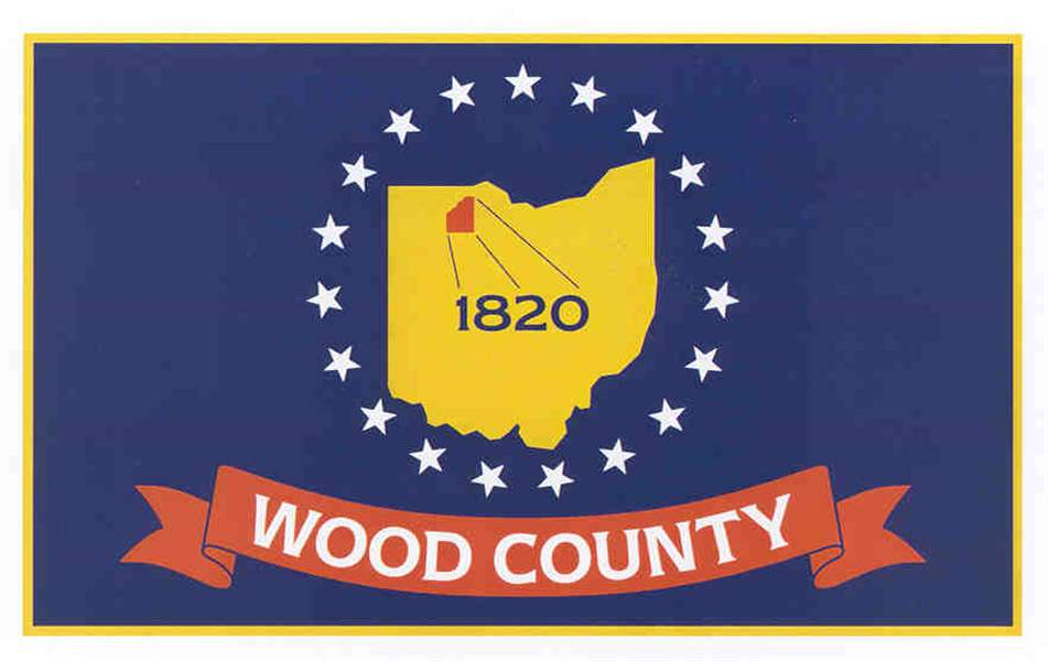 Wood-County-flag