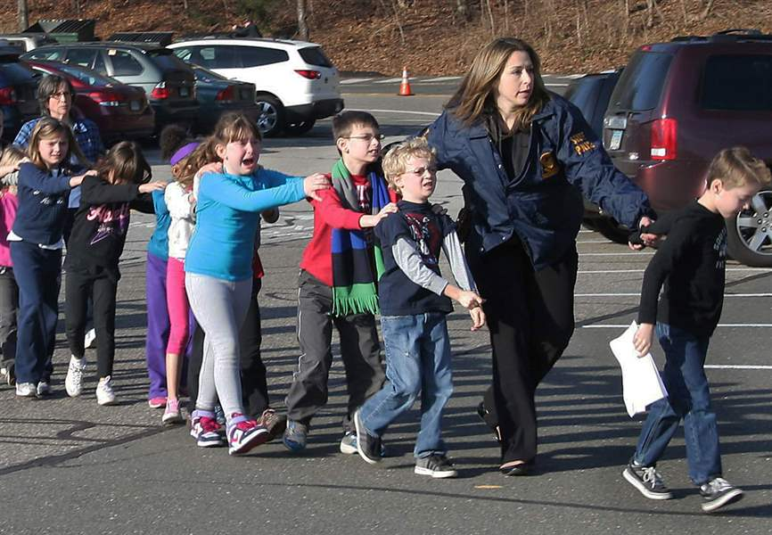 APTOPIX-Connecticut-School-Shooting