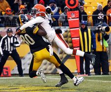 Browns-Steelers-Football