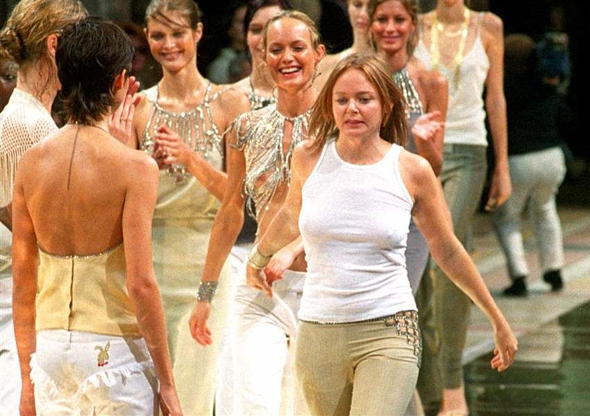 FRANCE-FASHION-Stella-McCartney