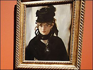 Art lovers say 'adieu' to Manet