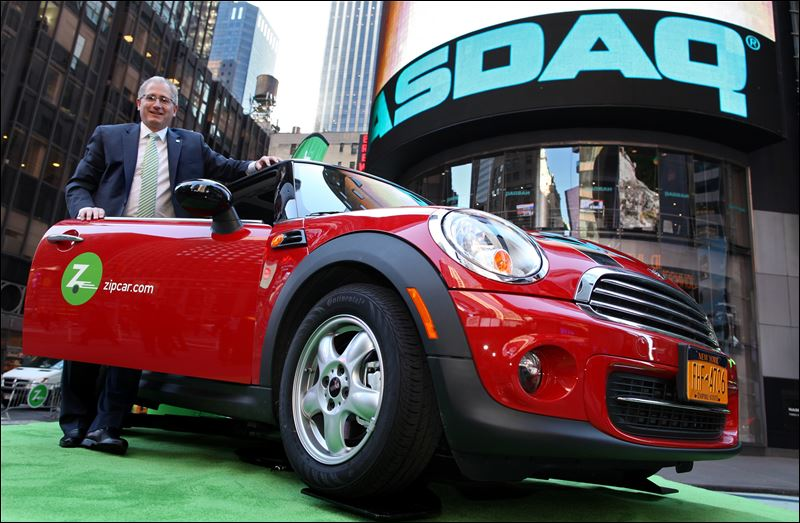 Avis To Pay $491.2M To Buy Zipcar Car-sharing Service